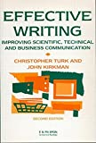 img - for Effective Writing: Improving Scientific, Technical and Business Communication book / textbook / text book