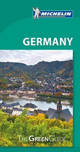 Michelin Green Guide Germany (Green Guide/Michelin)