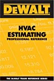 DeWalt HVAC Estimating Professional Pocket Reference