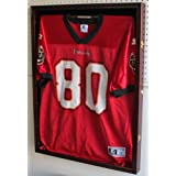 Basketball, Football, Hockey Jersey Frame Display Case, 98% UV Protection, Built-in LOCK, (JC01-MA)