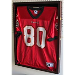 Basketball, Football, Hockey Jersey Frame Display Case, 98% UV Protection, Built-in... by Unknown