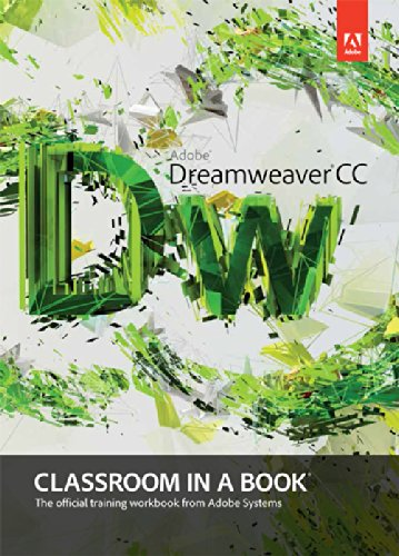 Adobe Dreamweaver CC Classroom in a Book, 1e