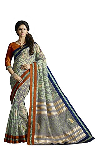 VIPUL NEW FRAGRANCE SAREE-Beige-SUT15446-VN-RawSilk