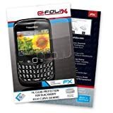 FX-Clear 8520 curve 1 X protection pour Blackberrypar atFoliX