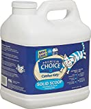 Premium Choice All Natural Unscented Scoopable Cat Litter, 16 Pound Jug