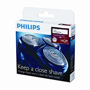 Philips HQ9/50 Triple Track Replacement Shaving Head Unit