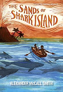 Book Cover: The Sands of Shark Island