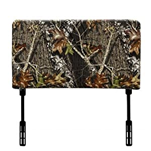 Mossy Oak Camouflage Twin Headboard Toys Games