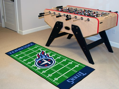 FANMATS - 07965 - NFL - Tennessee Titans Floor Runner