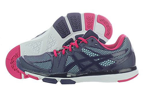 ASICS Women's Gel Exert TR Cross-Training Shoe,Blue/Illusion,6.5 M US