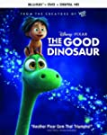 The Good Dinosaur (BD + DVD + Digital...