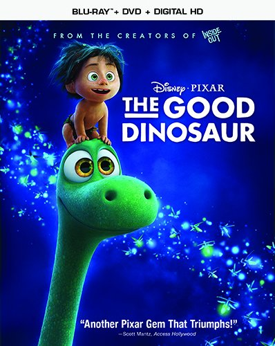 The Good Dinosaur (BD + DVD + Digital) [Blu-ray]