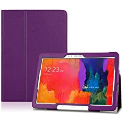 CaseCrown Bold Standby Pro Case (Purple) for Samsung Galaxy Tab Pro 12.2
