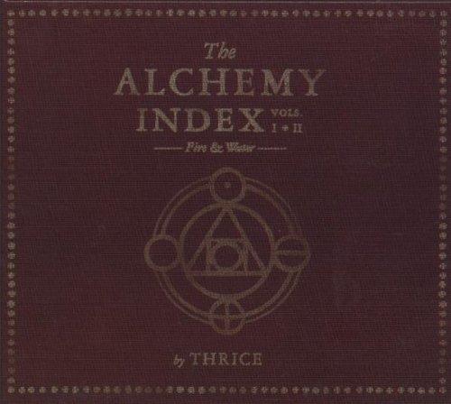 Thrice Alchemy Index Vinyl Thrice Alchemy Index 1 2