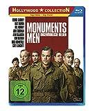 DVD Cover 'Monuments Men - Ungewöhnliche Helden [Blu-ray]