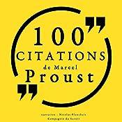 100 citations de Marcel Proust | Marcel Proust