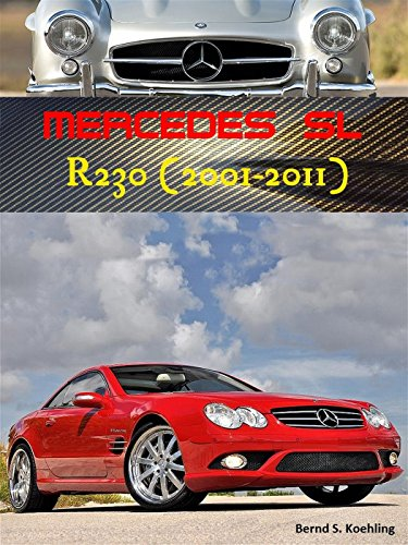 mercedes-r230-sl-the-iconic-sl-book-5-english-edition