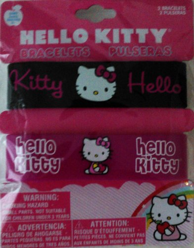 Hello Kitty Bracelets Pulseras