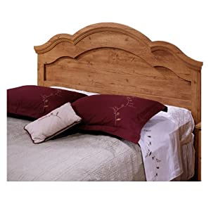 """South Shore Furniture, Prairie Collection, Headboard 54""""/60"""", Country Pine"""