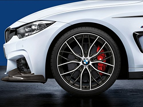 Bmw M Performance 20 Forged Double Spoke Style 405m Complete Wheel
