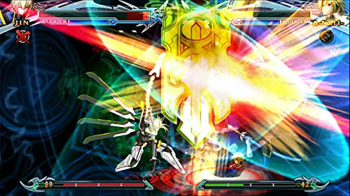 Blazblue: Chrono Phantasma Extend galerija