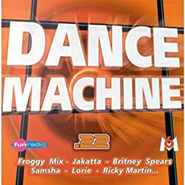 Dance Machine Vol.22