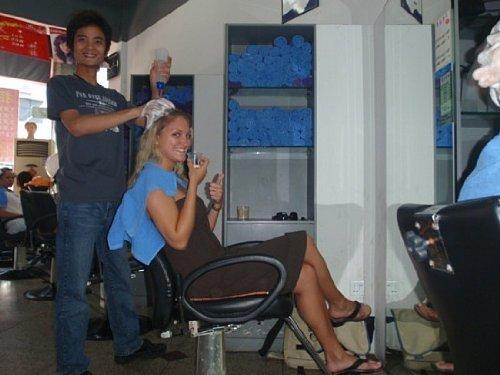 Hair Nail Salon Start Up Business Plan NEW!