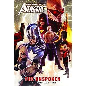 Avengers: The Unspoken TP