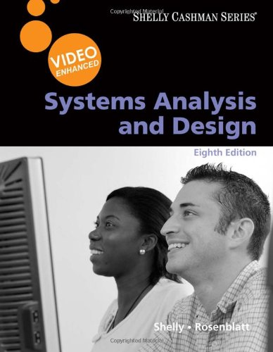 Systems Analysis and Design, Video Enhanced (Shelly...