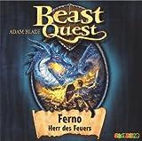 Various Beast Quest-Ferno, Herr des Feuers