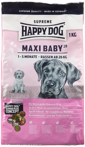 Happy Dog Hundefutter 49109 Young Maxi Baby 1kg