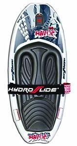 Buy Hydroslide Havoc Kneeboard (Gray White, 52-Inch) by Hydro Slide