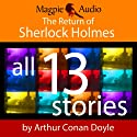The Return of Sherlock Holmes (       UNABRIDGED) by Arthur Conan Doyle Narrated by Greg Wagland