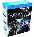 The Blade Trilogy Box Set (Blade / Blade II / Blade Trinity) - (Bilingue) [Blu-ray Premium Series] (Bilingual)