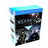The Blade Trilogy Box Set (Blade / Blade II / Blade Trinity) - (Bilingue) [Blu-ray Premium Series] (Bilingual)by Wesley Snipes