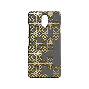 G-STAR Designer Printed Back case cover for Lenovo P1M - G3765