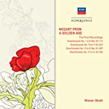 Mozart from a Golden Age-Four Divertimenti