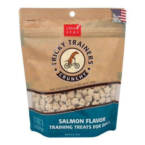 Tricky Trainers Crunchy - Usa - 8 Oz Salmon