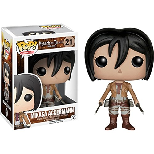 Attack on Titan - Mikasa Ackerman - 1