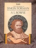 Simon Forman: Sex and Society in Shakespeare's Age (Picador Books) (0330247840) by Rowse, A. L.