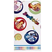 Doodlebops Plastic Tablecover Party Accessory