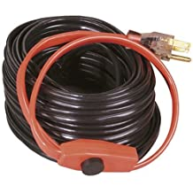 Easy Heat AHB-115 Cold Weather Valve And Pipe Heating Cable, 15-Feet Size: 15-Feet Model: AHB-115