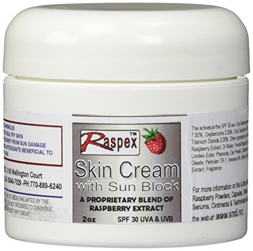 Raspex Raspberry Cream with Sun Block (Raspberry Skin Cream compare prices)