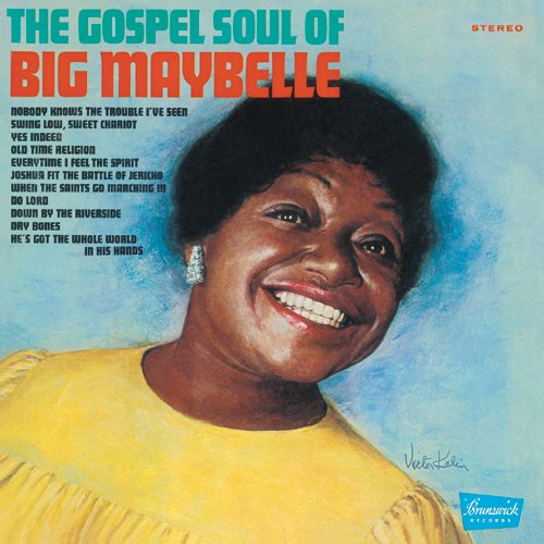 The Gospel Soul Of Big Maybelle