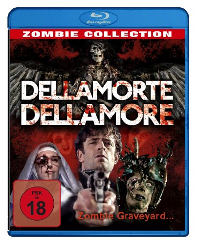 Dellamorte Dellamore - Zombie Collection [Blu-ray]