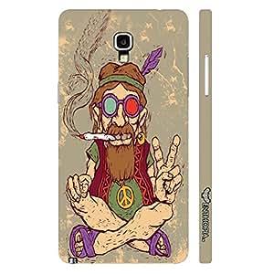 Samsung Note 3 Neo Ganja Babe designer mobile hard shell case by Enthopia