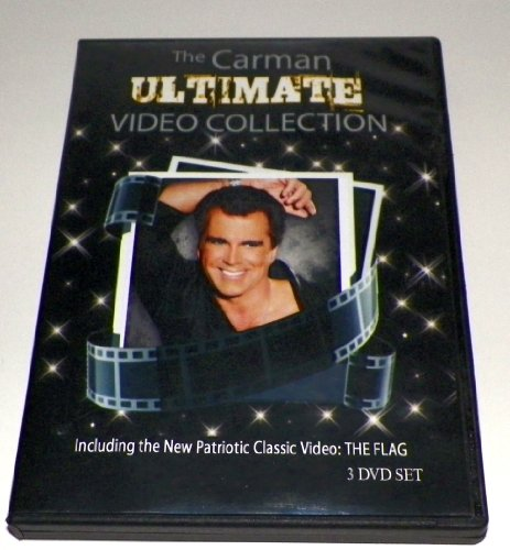 The Carman ULTIMATE Video Collection
