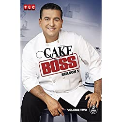 Cake Boss-Season 5 Volume 2