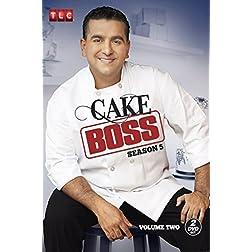 Cake Boss-Season 5 Volume 2