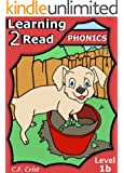 Level 1b (Learning 2 Read Phonics Level 1) 4 Mini Stories